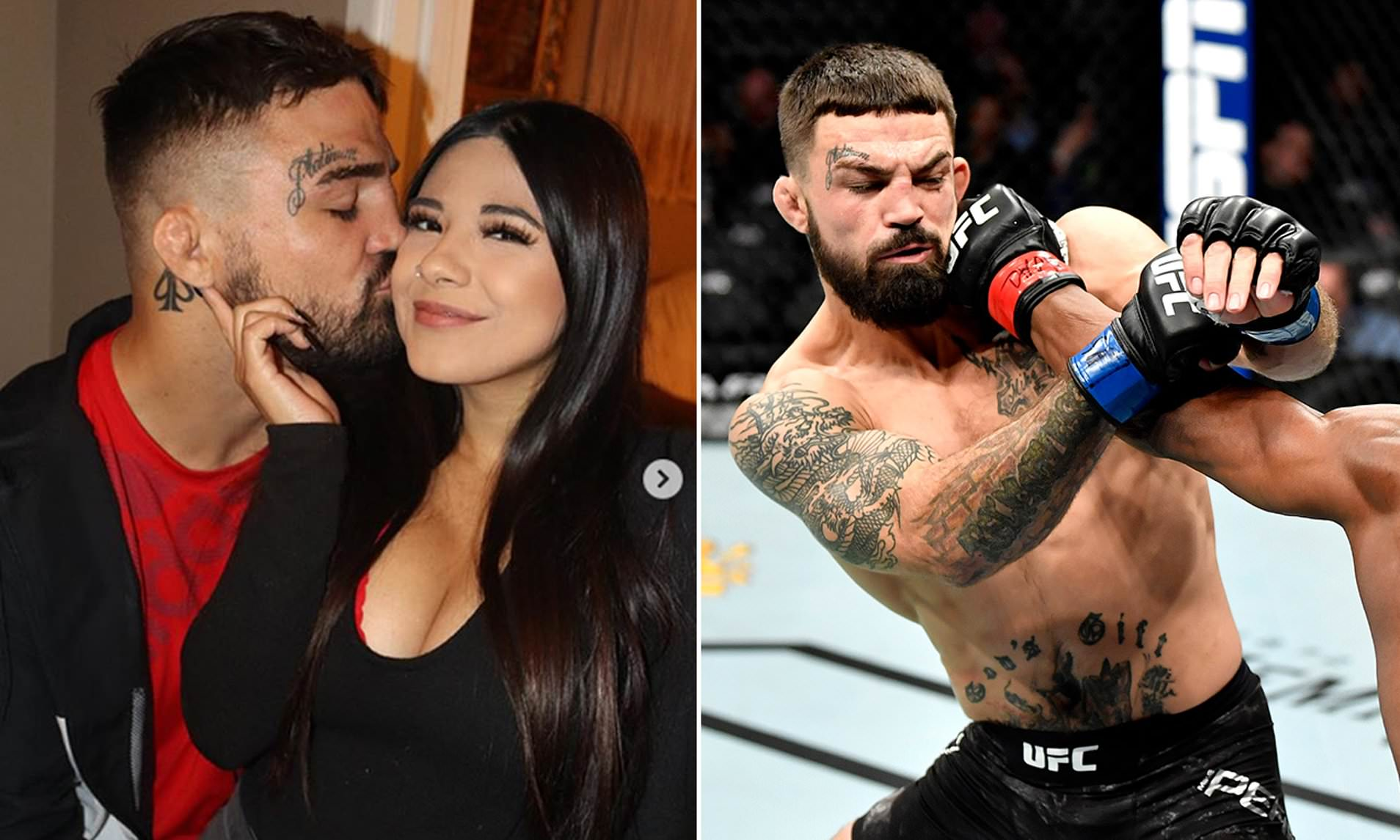 Mike Perry explains exactly what his girlfriend's role in his corner would be - Mike Perry