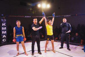 MMA India Exclusive: Jojo Rajkumari: I sell pakoras to help with my rent! - Jojo Rajkumari