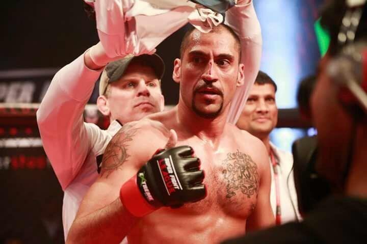 Jason Solomon: Friday Fighter of the Week - Jason Solomon