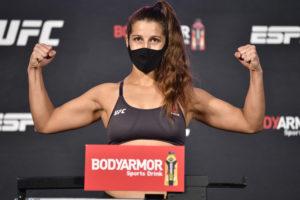 Felicia Spencer, UFC 250