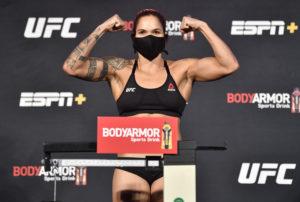 Amanda Nunes. UFC