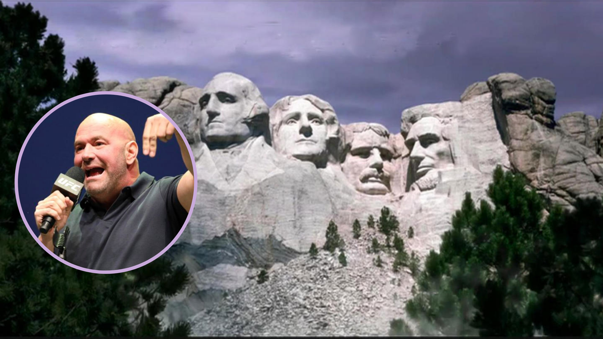 Dana White leaves out GSP and Anderson Silva from his MMA Mount Rushmore! - Dana White