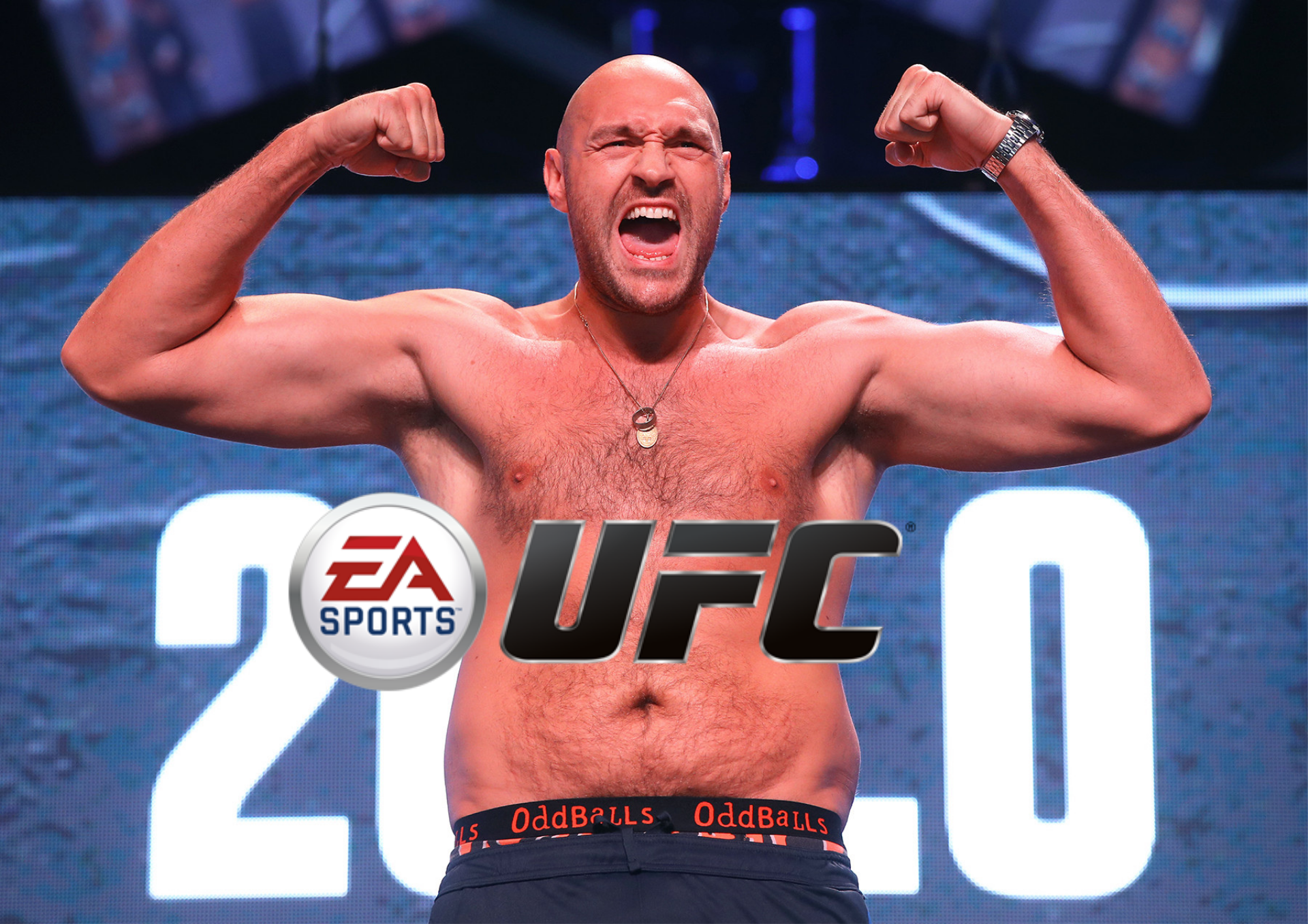 Dana White hints Tyson Fury may be a playable character in UFC 4 game! - Tyson Fury