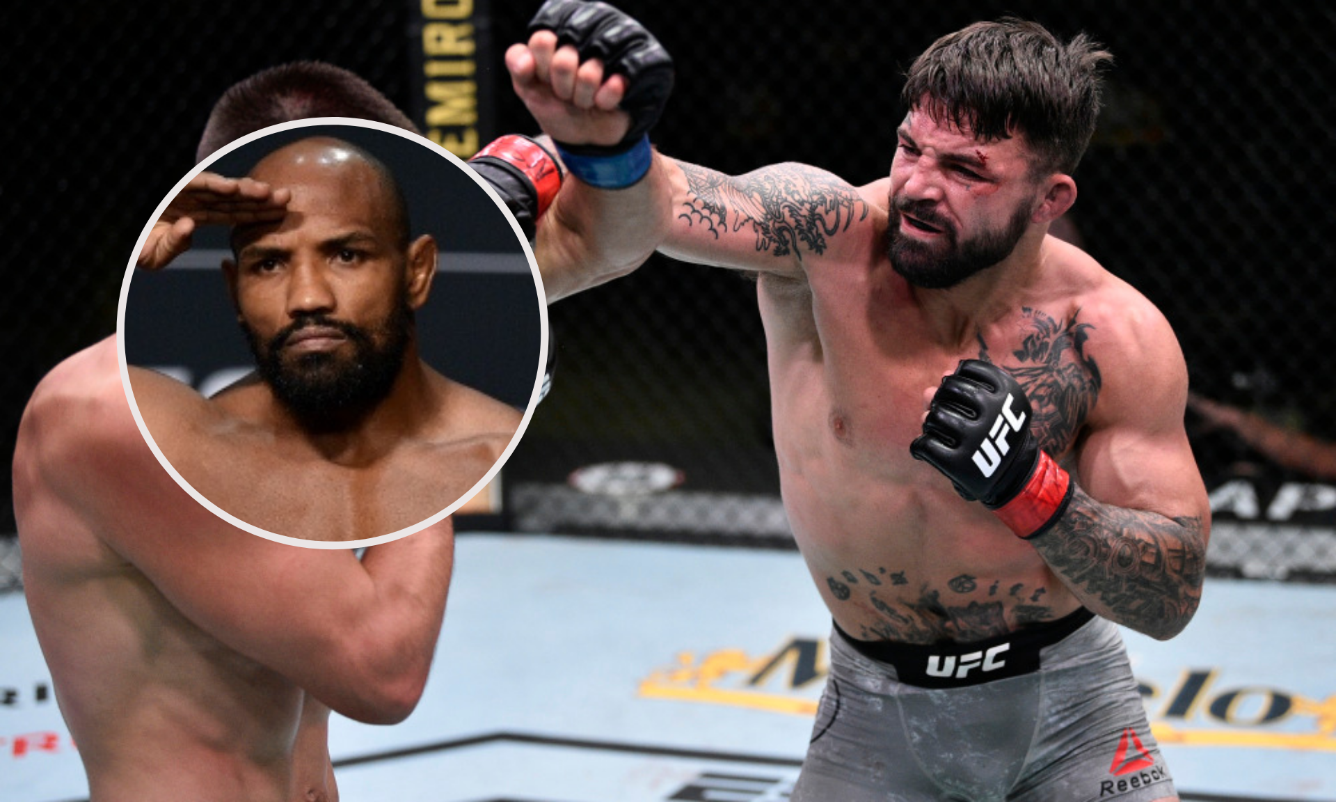 Mike Perry wants to train with Yoel Romero so he can fight Darren Till at MW! - Mike Perry