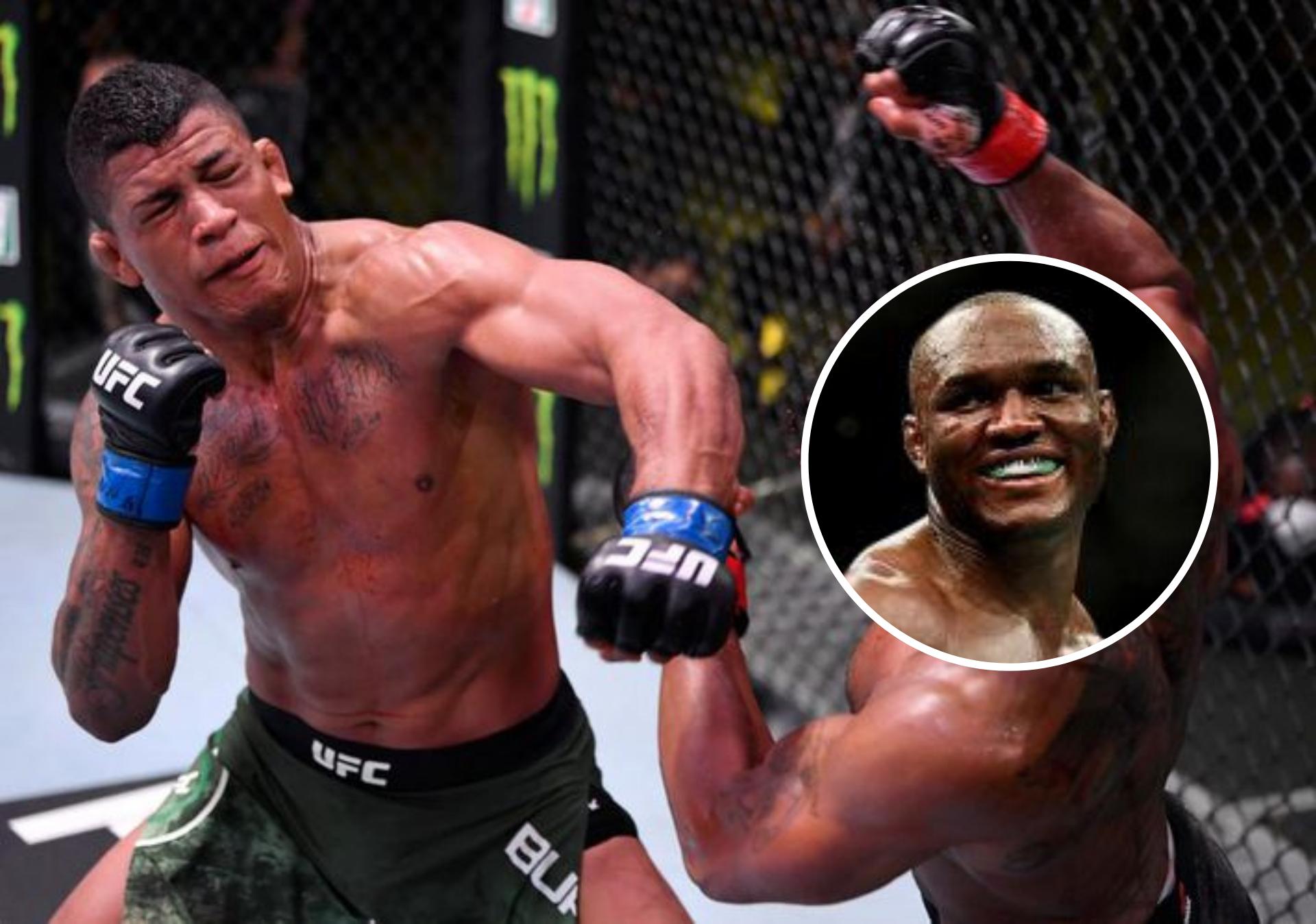 Gilbert Burns touts UFC 251 title fight against Kamaru Usman - Gilbert Burns