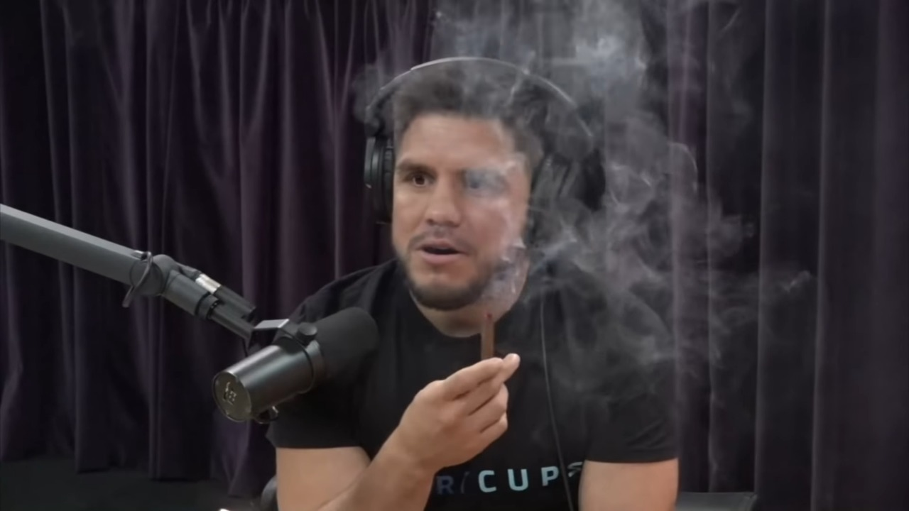 Henry Cejudo: When Triple C did DMT with Mike Tyson! - Henry Cejudo
