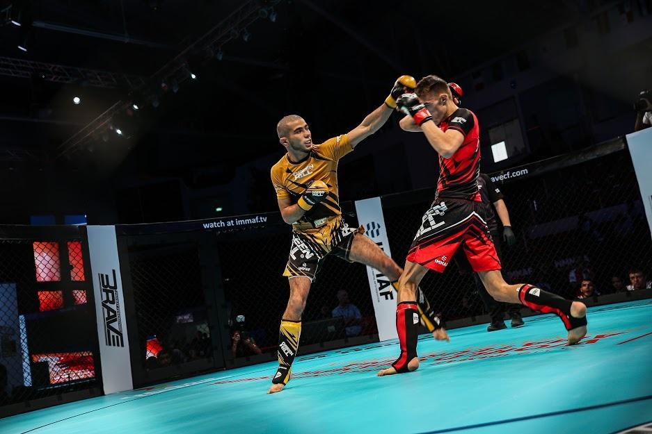 BRAVE CF snaps up next big thing in MMA, Muhammad Mokaev! - Brave