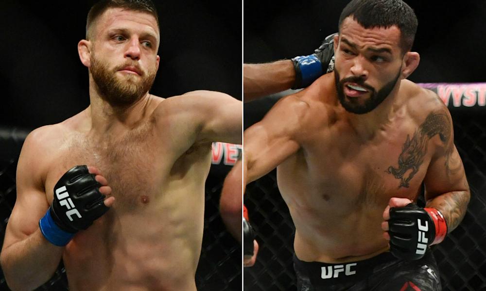 Calvin Kattar vs Dan Ige to headline UFC Fight Night on July 15 - Calvin Kattar