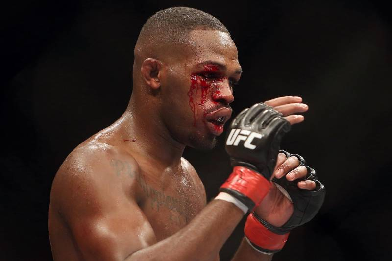 3 times Jon Jones was pushed to his limit in the Octagon - Jon Jones