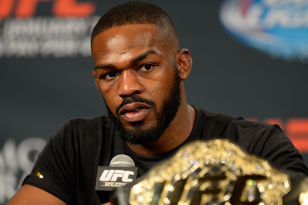 Jon Jones willing to put career on hold; has 'no interest' in fighting until money situation is sorted out - Jon Jones