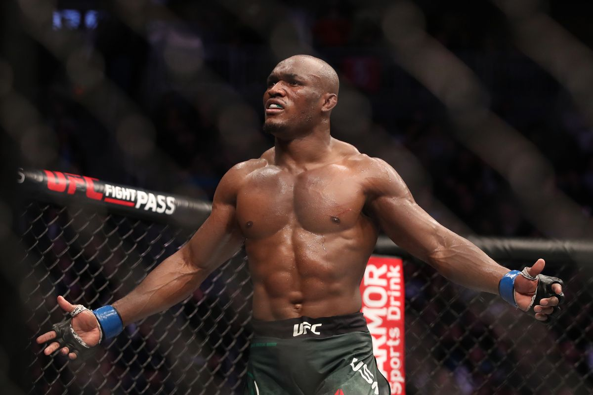 Kamaru Usman reveals he was about to have his first beer in 10 months when Masvidal fight materialized! - Kamaru Usman