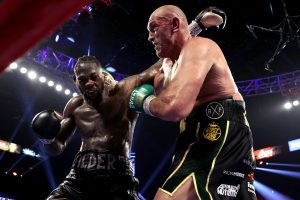 Deontay Wilder vs Tyson Fury 3