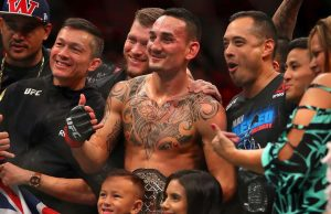 Max Holloway Next Fight Net Worth Tattoos Wife Son Mma India