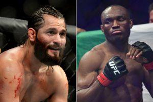 UFC 251, Jorge Masvidal and Kamaru Usman