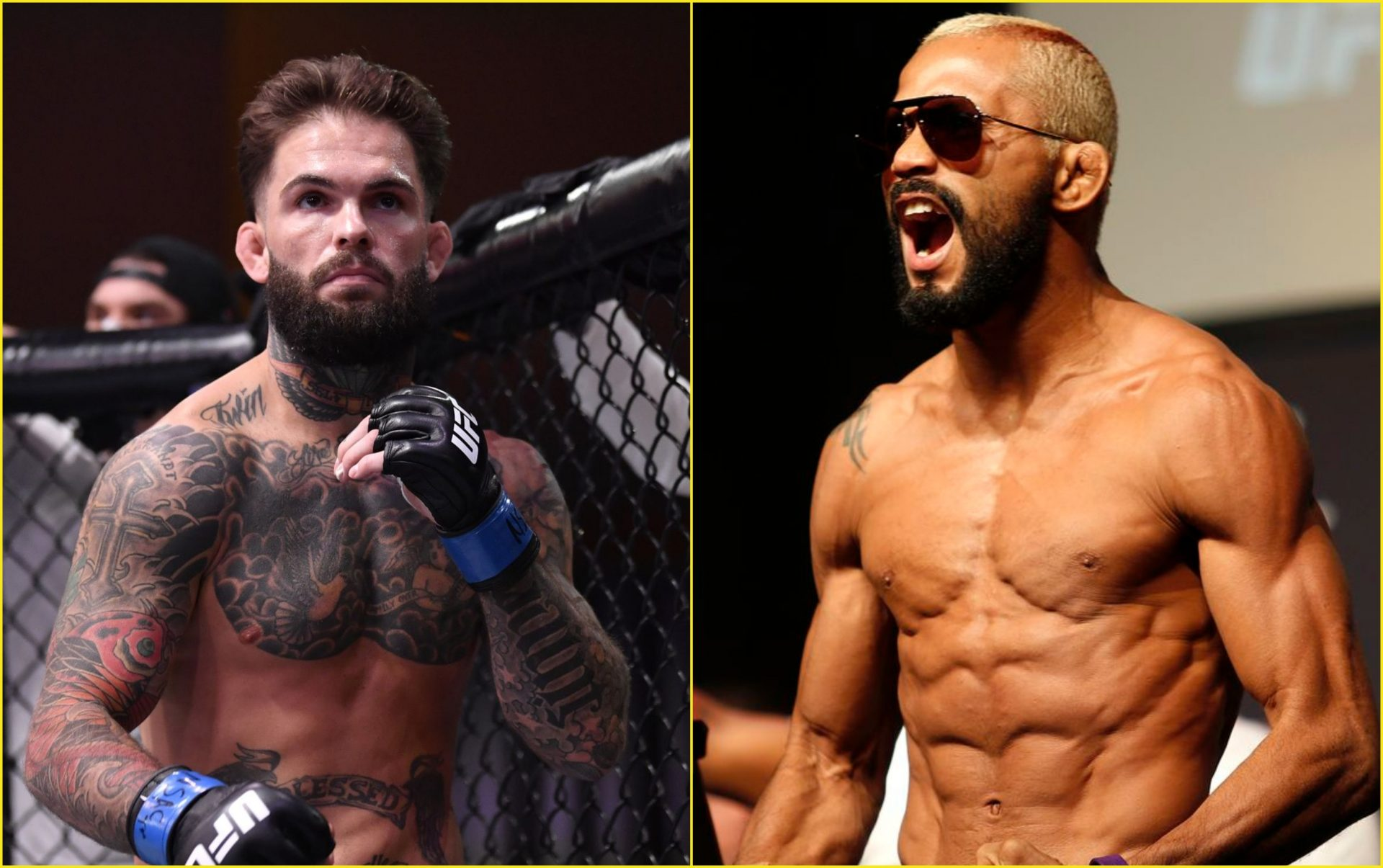 Cody Garbrandt calls out Deiveson Figueiredo, says he's No.1 contender at 125lbs - Cody Garbrandt
