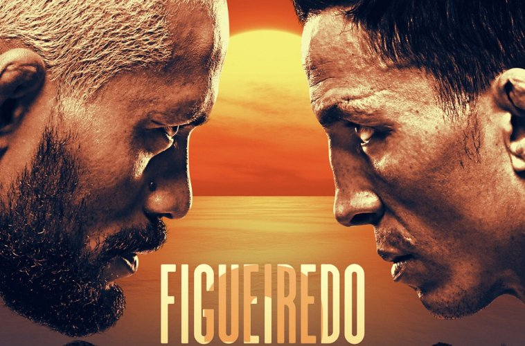 UFC Fight Night: Figueiredo vs. Benavidez 2 - UFC Fight Night: Figueiredo vs. Benavidez 2