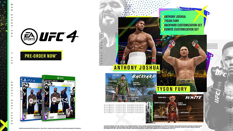 UFC 4, Paulo Costa