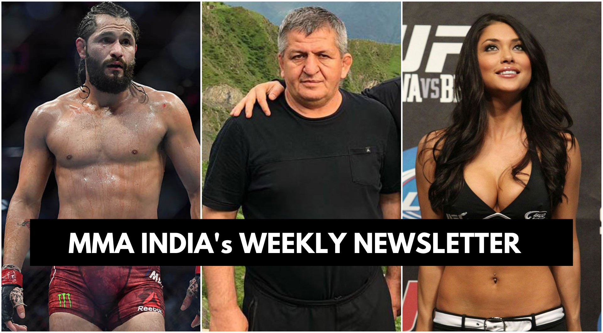 MMA India's Weekly Roundup (29 June - 5 July): Khabib's father passes away, Masvidal saves the day and more - Masvidal