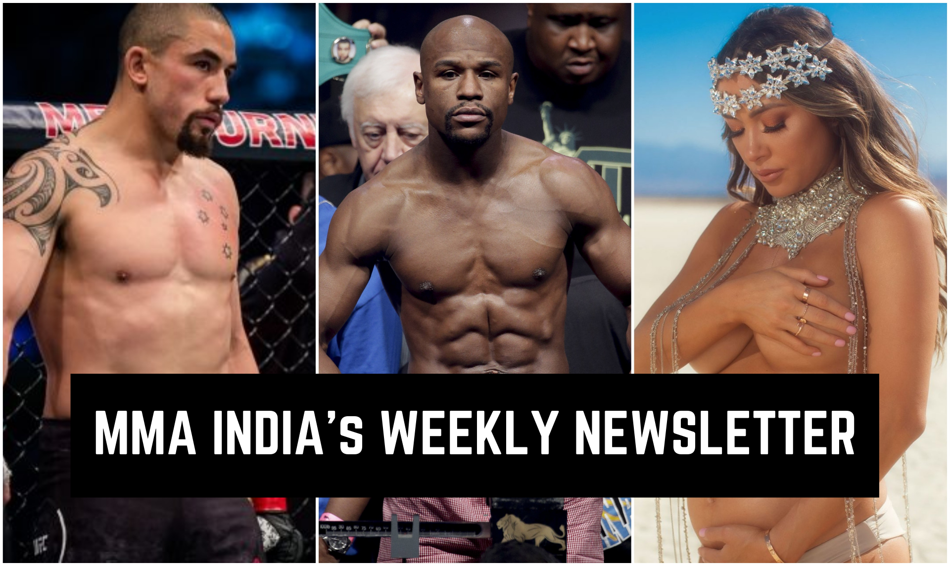 MMA India's Weekly Roundup (21 July – 27 July): The Reaper returns, Arianny Celeste's pregnancy and more! - Arianny Celeste
