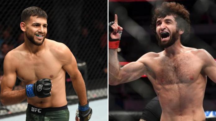 Zabit Magomedsharipov vs Yair Rodriguez set to headline August 29 card - MMA INDIA