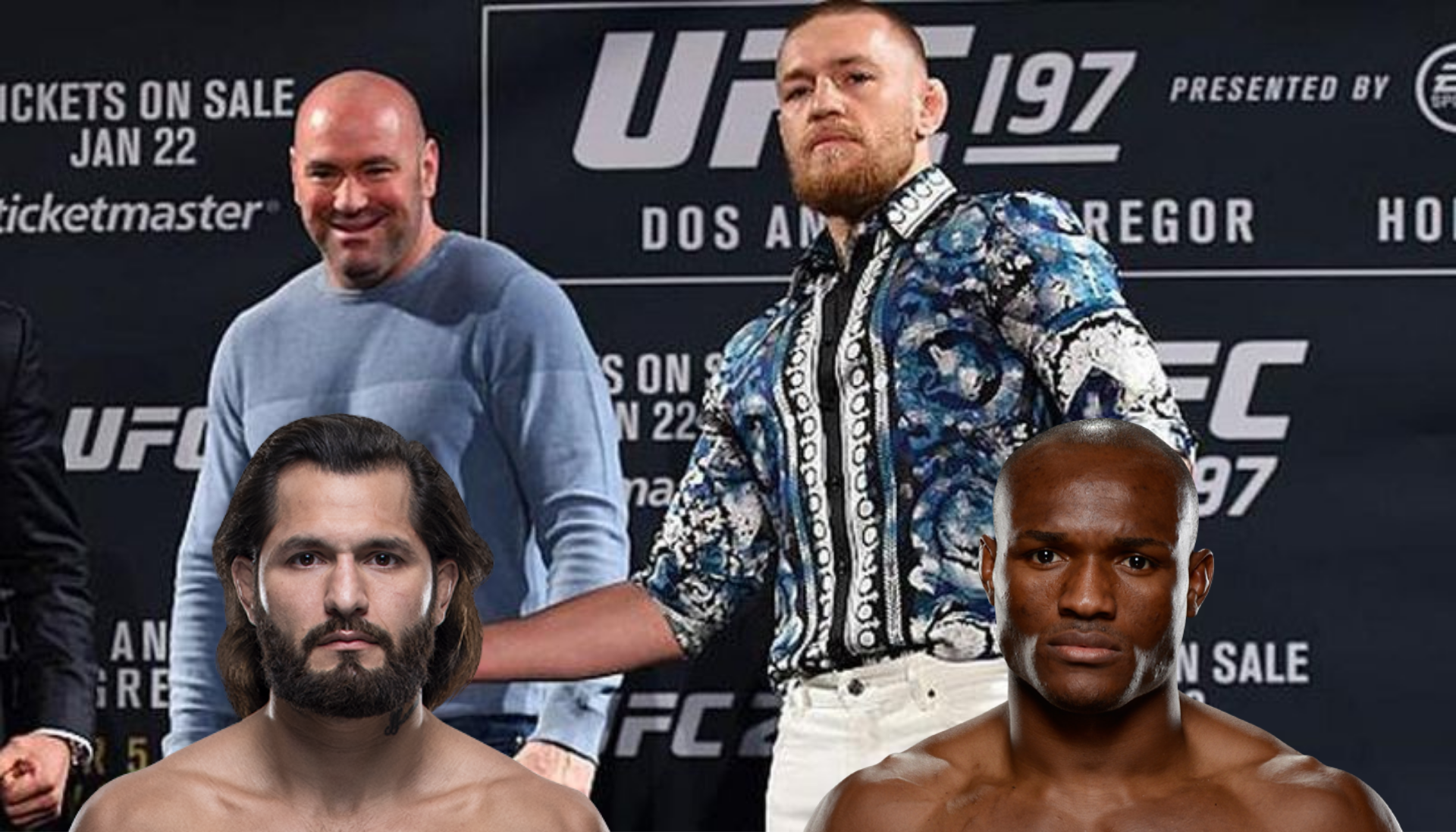 Dana White says UFC 251 is trending higher than a Conor McGregor fight -