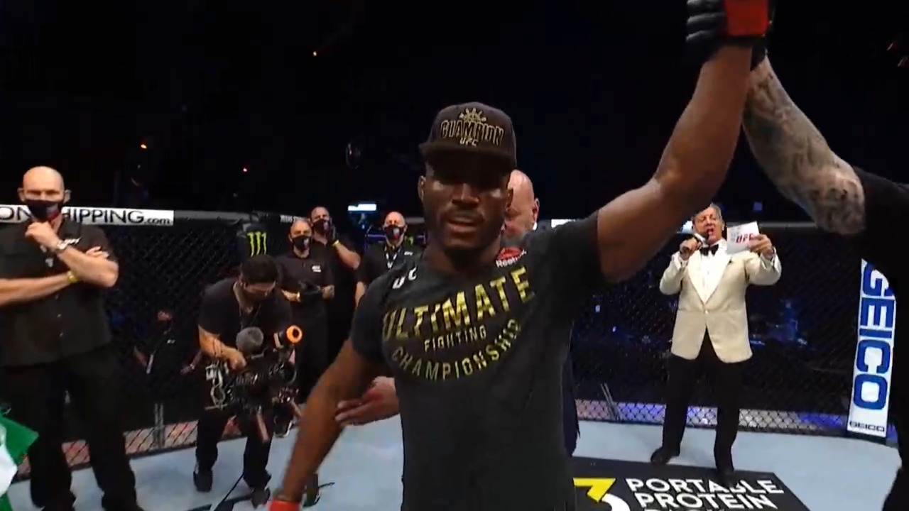 UFC 251: Masvidal vs Usman: Main Card results, play by play, highlights - Masvidal