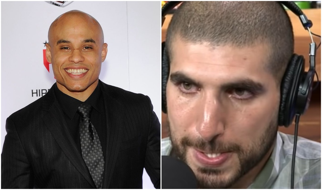 Ali Abdelaziz claims punching Ariel Helwani is like 'punching a woman' - Ali Abdelaziz