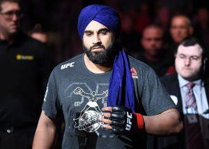 Arjan Singh Bhullar, Sikh
