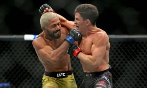 Joseph Benavidez vs Deiveson Figueiredo at UFC on ESPN+ 30