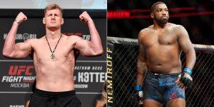 Alexander Volkov vs Walt Harris and Jessica Eye vs Jessica Andrade confirmed by UFC - Jessica