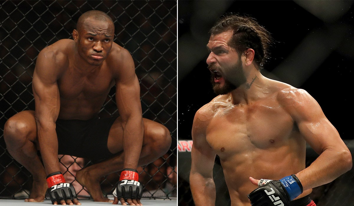 Breaking: Kamaru Usman vs. Jorge Masvidal agreed as headliner for UFC 251 - Masvidal