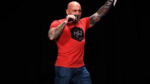 Joe Rogan, UFC 4