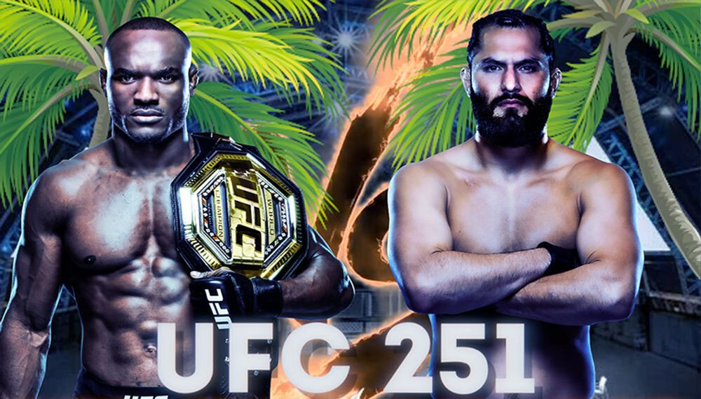 Watch: The UFC 251 Cold Open will give you goosebumps! - ufc 251