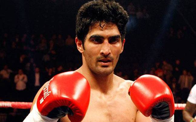 Vijender Singh reveals where his next fight will take place! - Vijender Singh