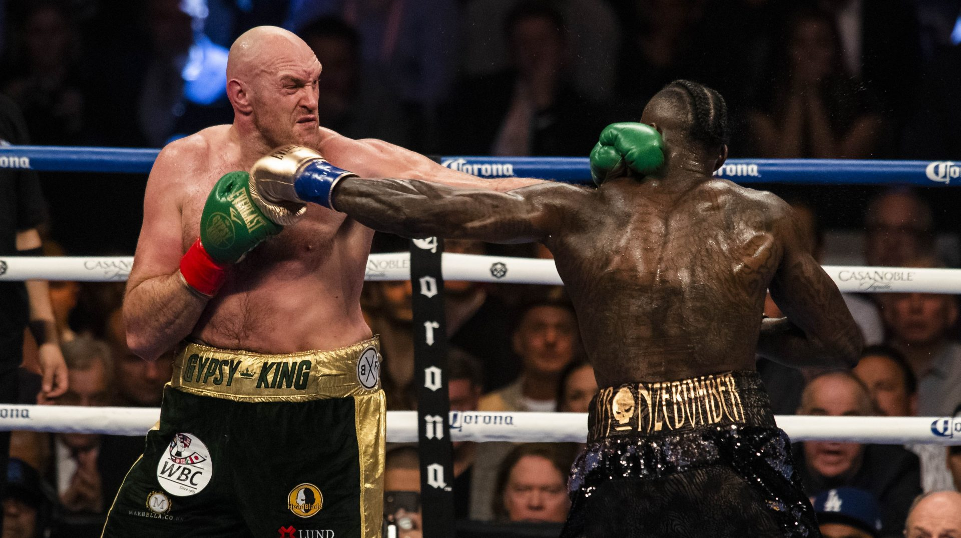 Deontay Wilder vs Tyson Fury 3 set to take place on December 19 - Tyson Fury