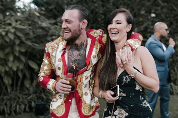 Conor Mcgregor Announces Engagement With His Long Time Girlfriend Dee Devlin Mma India