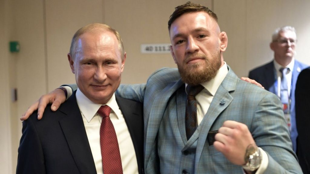 """Conor McGregor demands """"responsibility and consistency"""" from politicians during pandemic - Conor"""