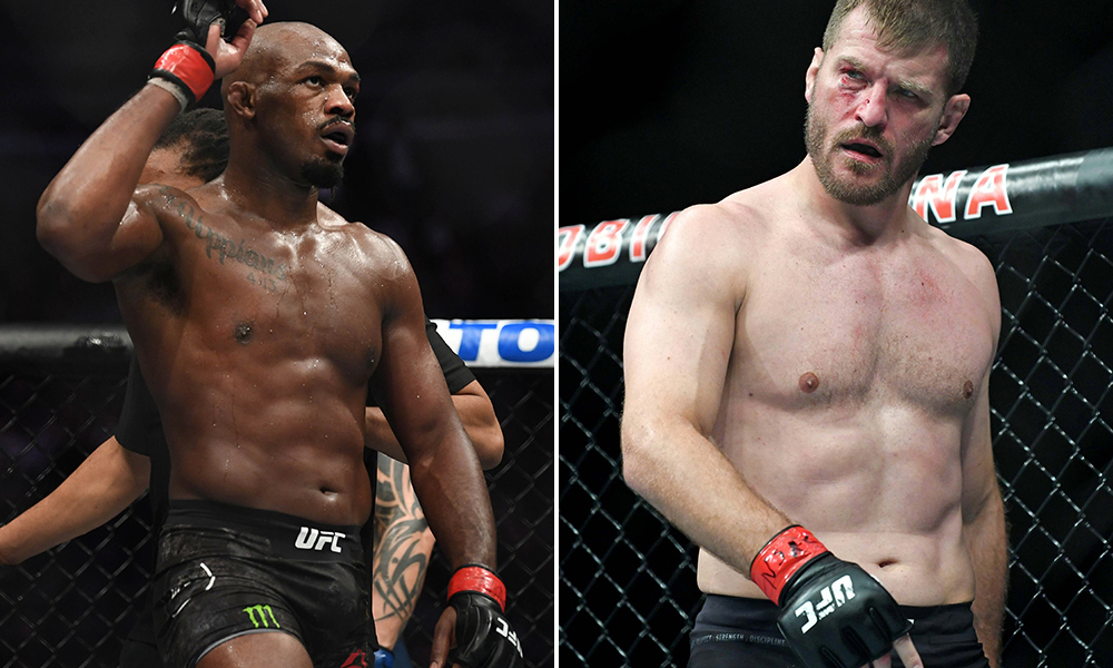 Stipe Miocic says he can defeat Jon 'bones' Jones if they fought - Miocic