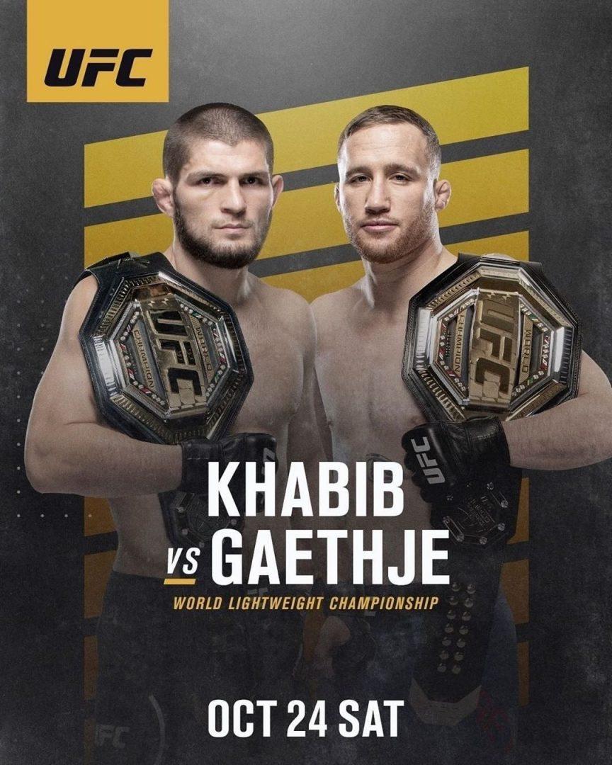Dana White hints UFC 254 featuring Khabib vs Gaethje to take place in 'Fight Island' - Khabib