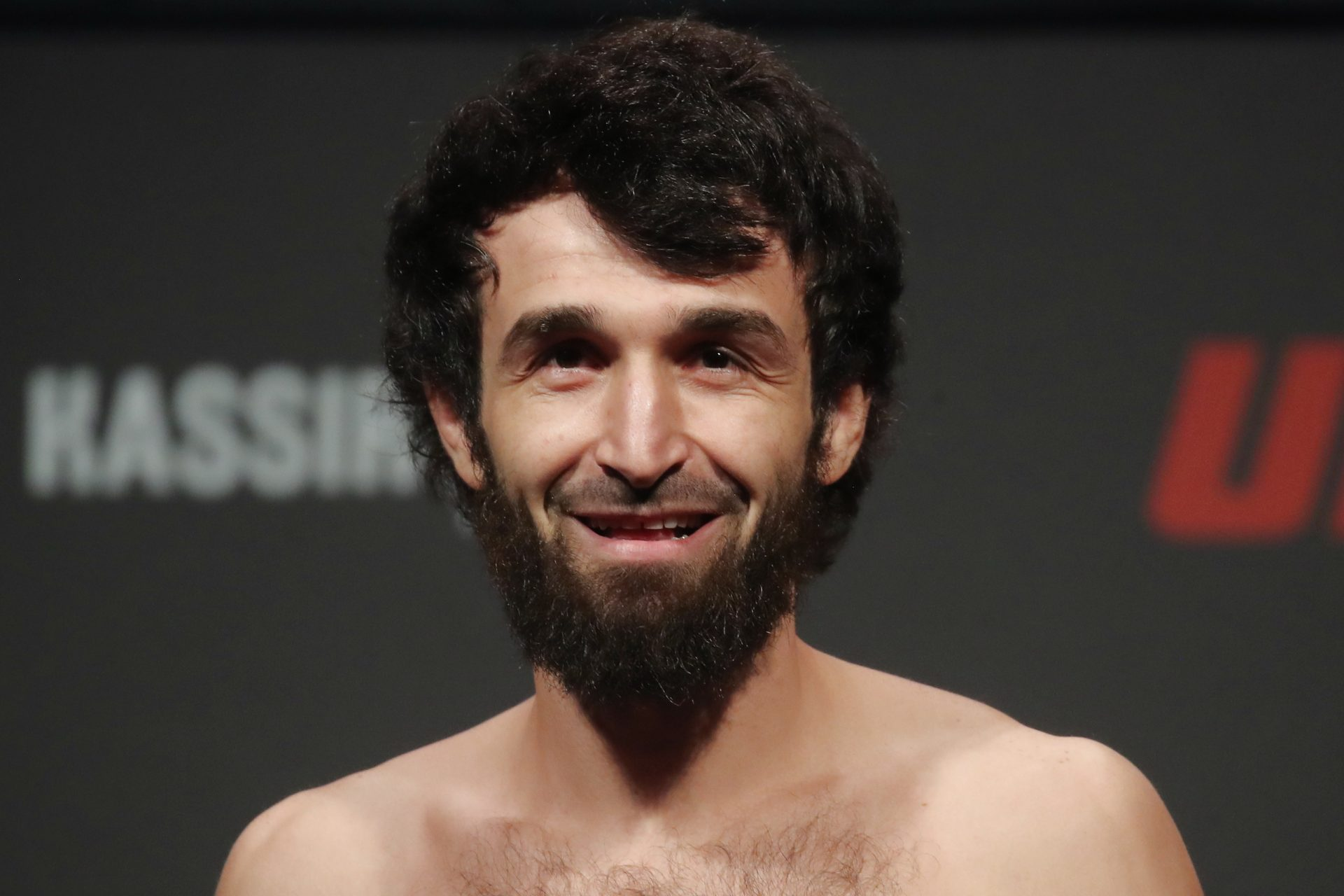 Dana White says Zabit Magomedsharipov will definitely fight in early 2021 - Zabit