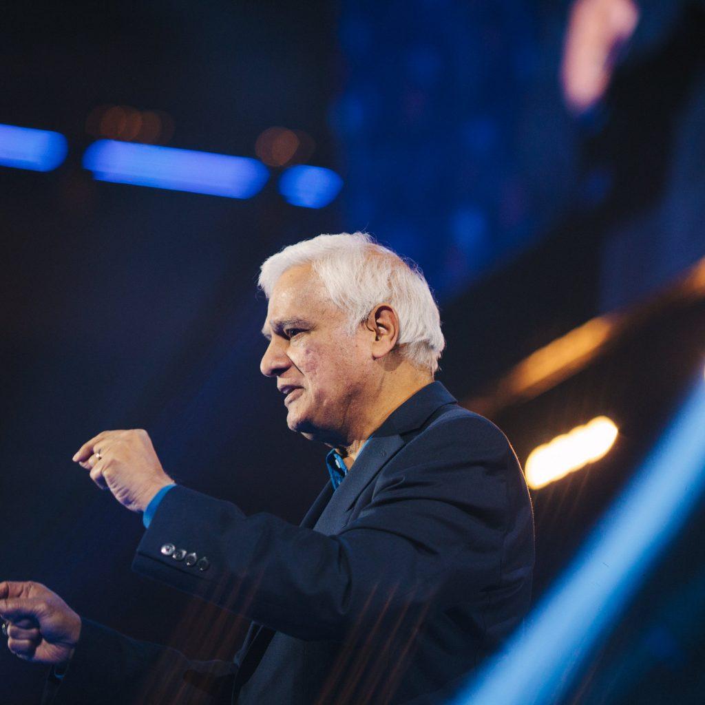 Ravi Zacharias Dariush