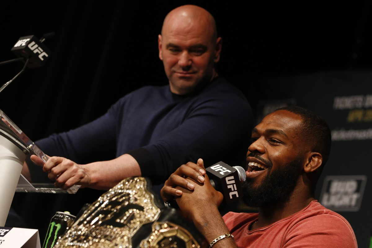 Dana White lists potential fights for Jon Jones' octagon return - Jon Jones