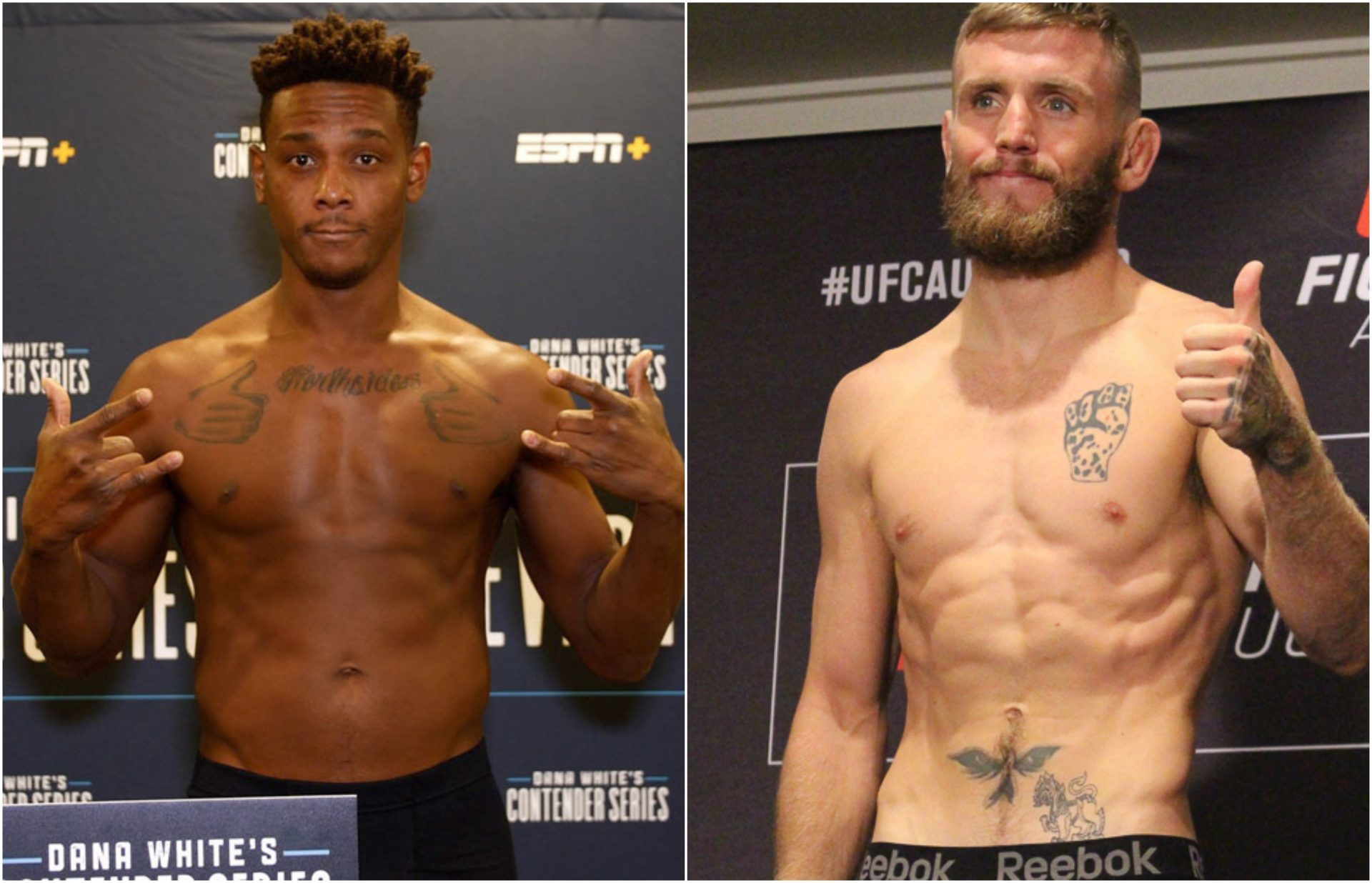 Tim Elliot and Jamahal Hill suspended by NSAC after testing positive for marijuana - Tim Elliot