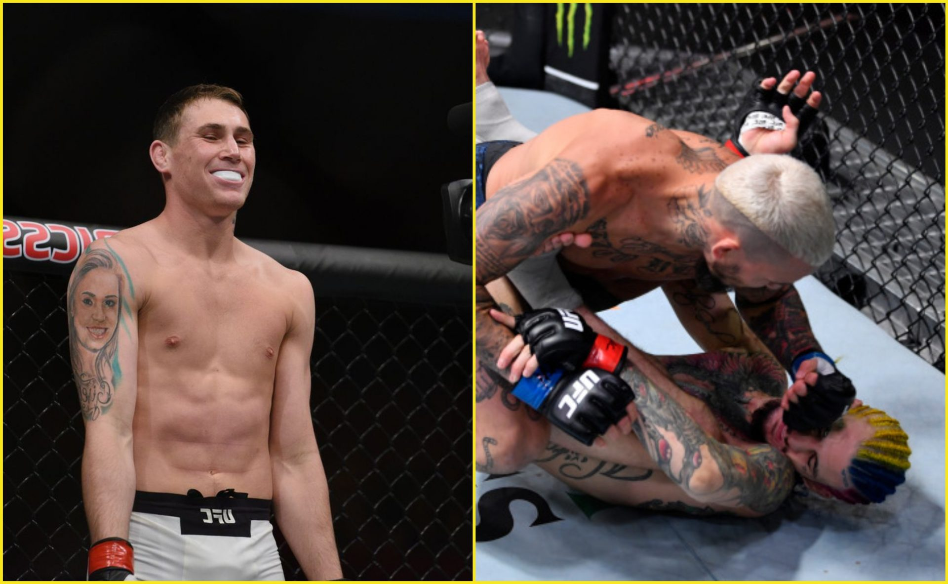 "Darren Till has a message for Sean O'Malley: ""Take your loss"" - Darren Till"