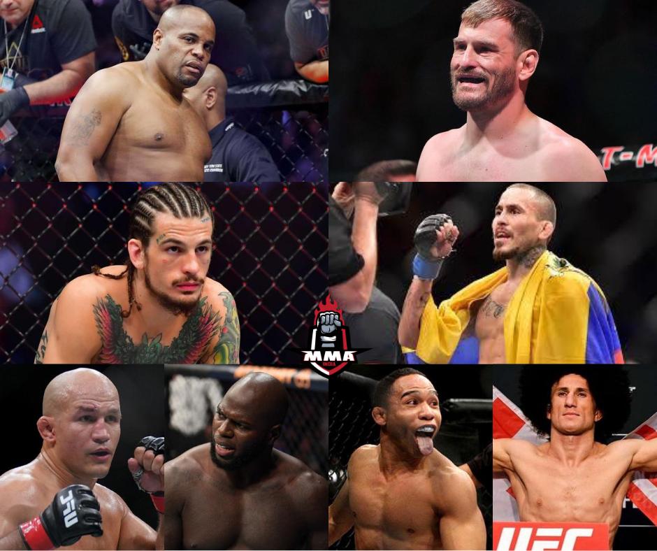 THE UFC 252 CONTEST | MMA INDIA SHOW - THE UFC 252 CONTEST