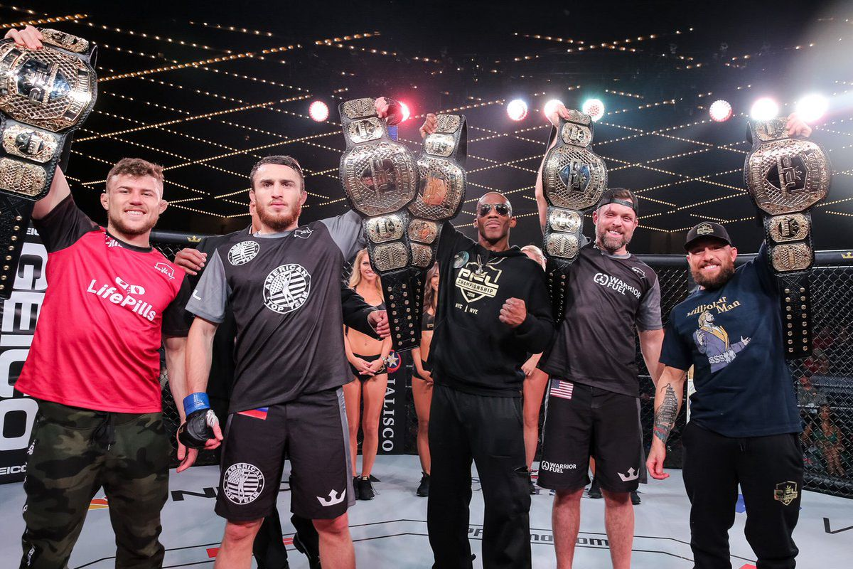 The 2021 MMA Tournaments Twist: PFL Focusing on India - PFL