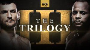 UFC 252 Miocic vs Cormier