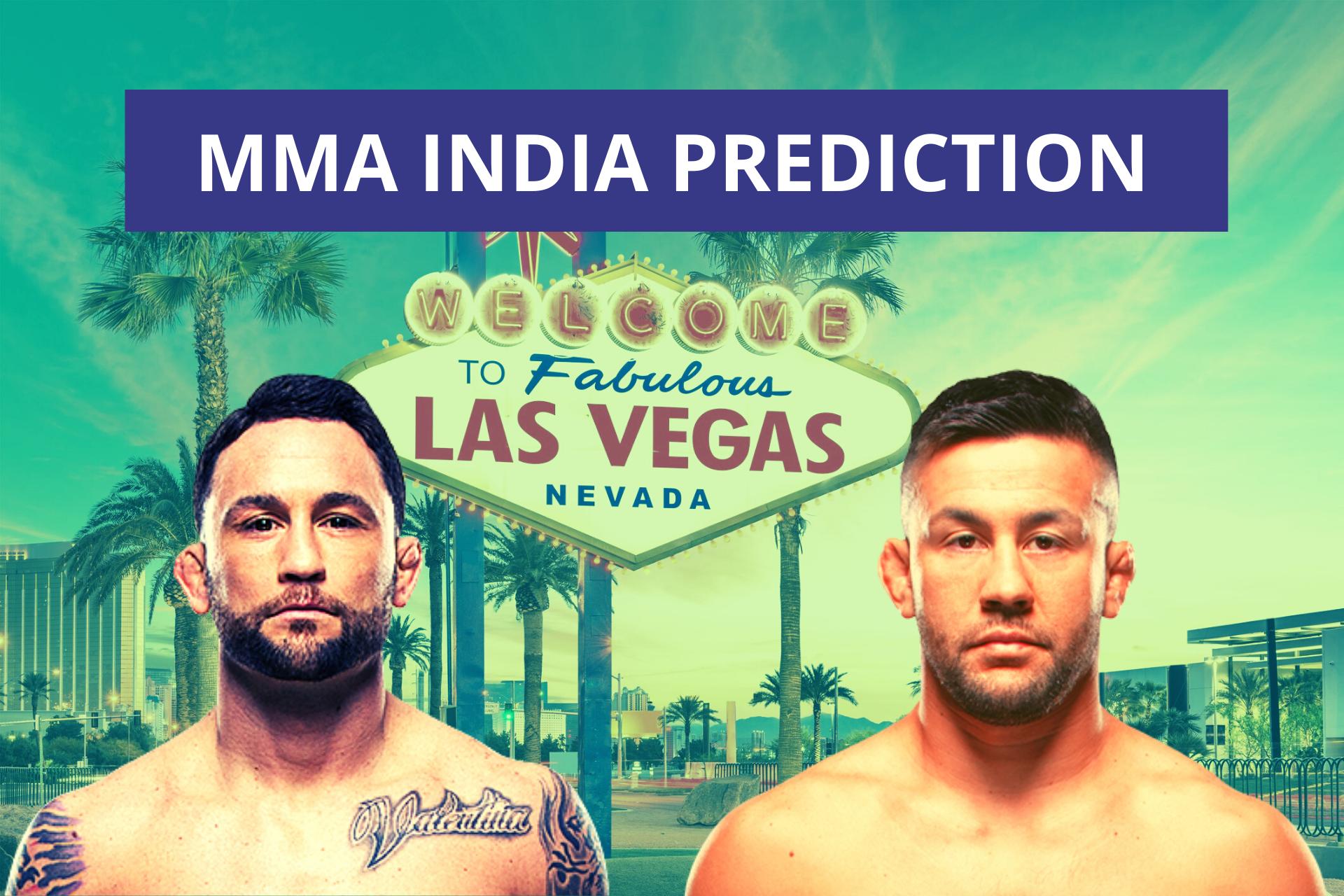 UFC on ESPN 15: Munhoz vs. Edgar Odds, Predictions, Verdict - Edgar
