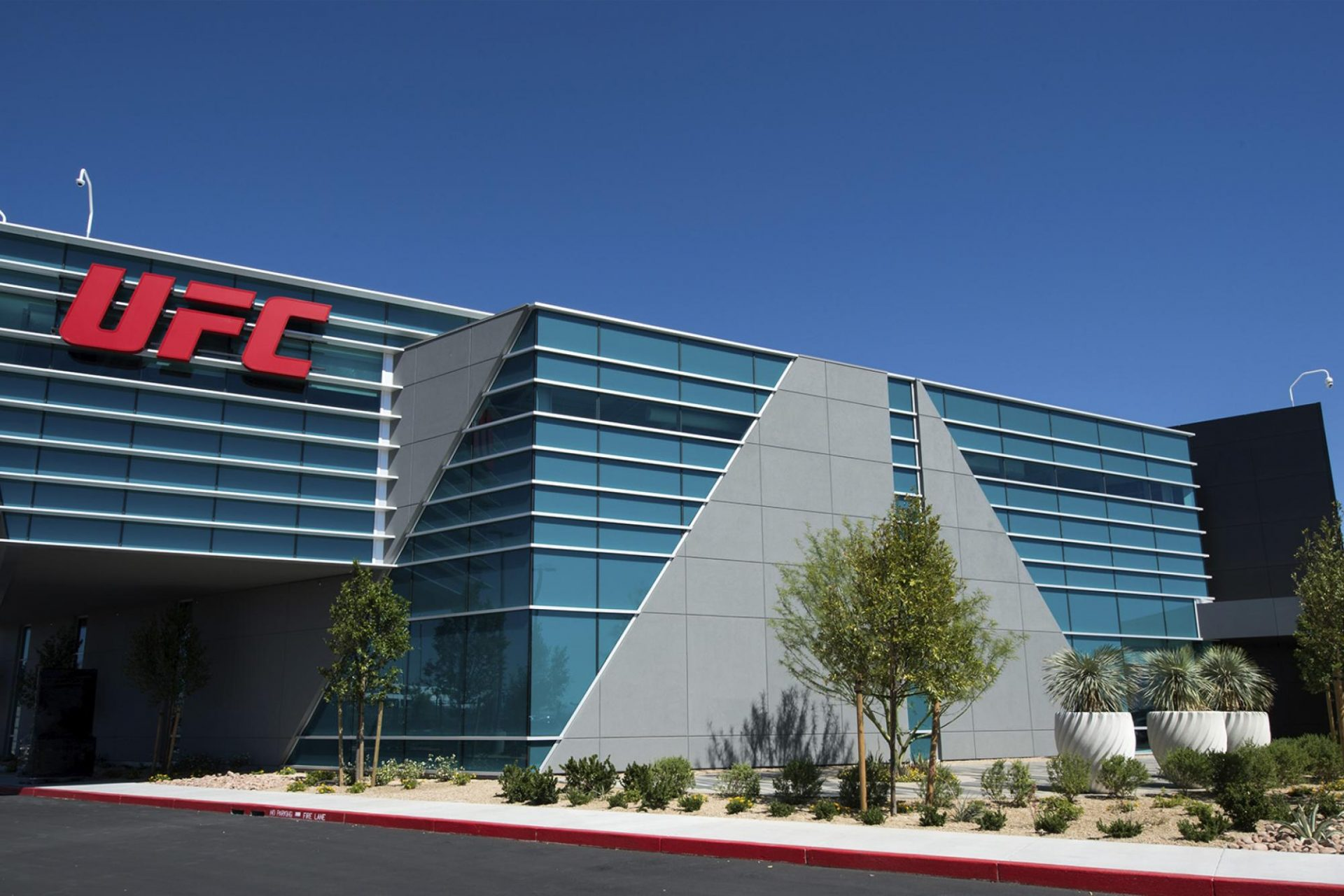 UFC aims to become self sufficient as it buys 10 acres land to build hotel for fighters - UFC