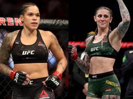 Amanda Nunes vs Megan Anderson at UFC 256